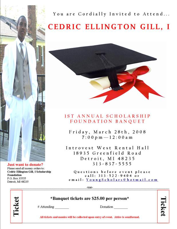 Cedric Scholarship Foundation